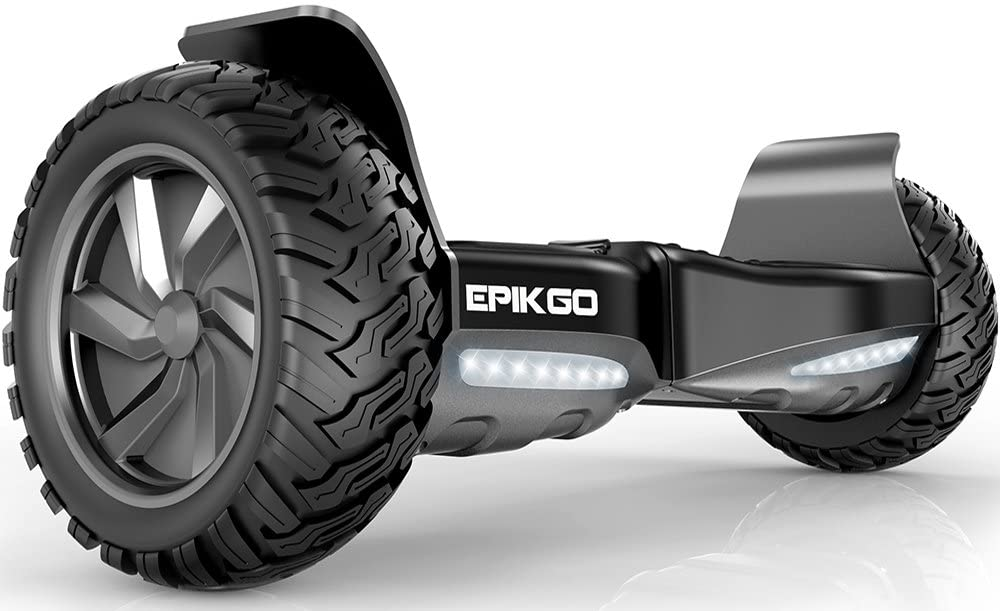 Epikgo Classic Series All-Terrain Hoverboard Review