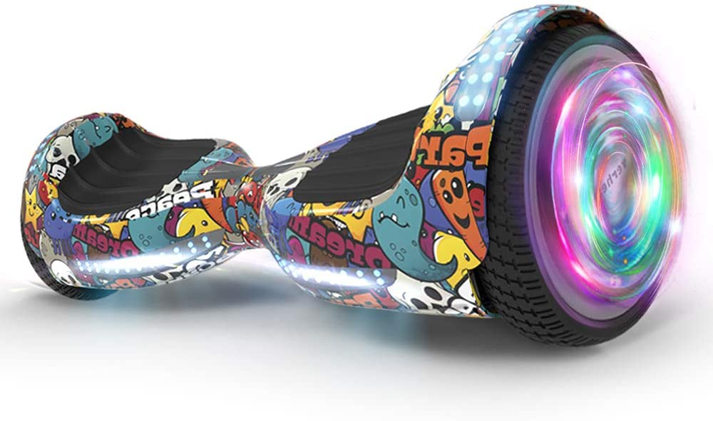 Hoverheart Hoverboard Two-Wheel Self Balancing Electric Scooter UL 2272 Certified Review