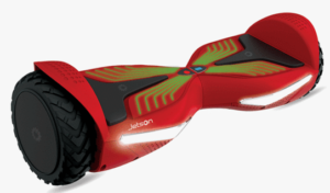 Jetson V12 Electra-Light Hoverboard Self-Balancing Electric Scooter Review