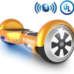 Megawheels Hoverboard – UL Certified Self Balancing Scooter Review