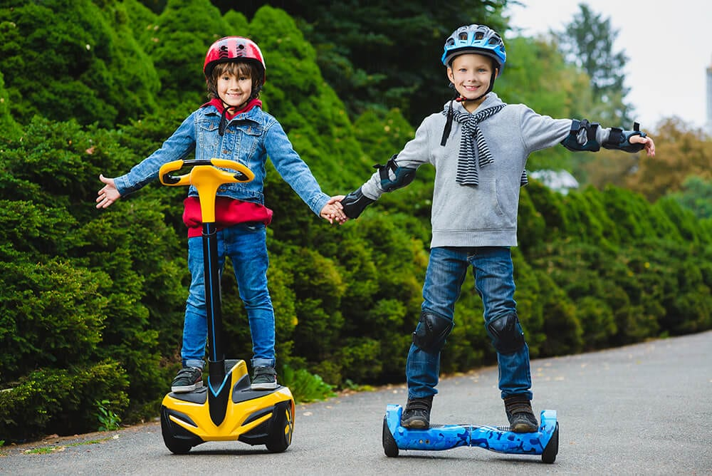 Self Balancing Scooter Safety Rules
