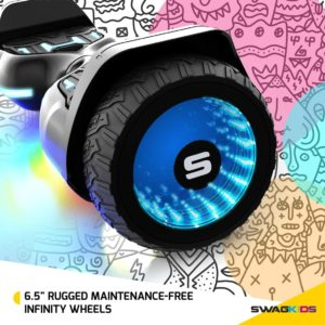 Swagtron Swagboard Vibe T580 Hoverboard Wheels