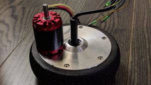 Power of the Electric Motor