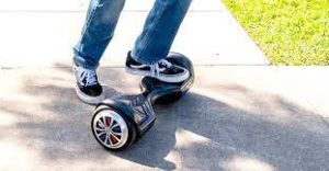 Stepping onto the Hoverboard