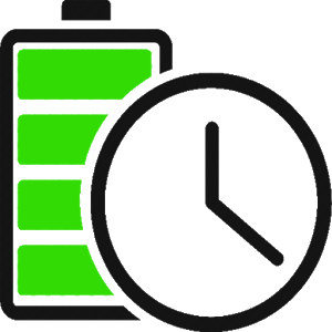 time required for hoverboard charging